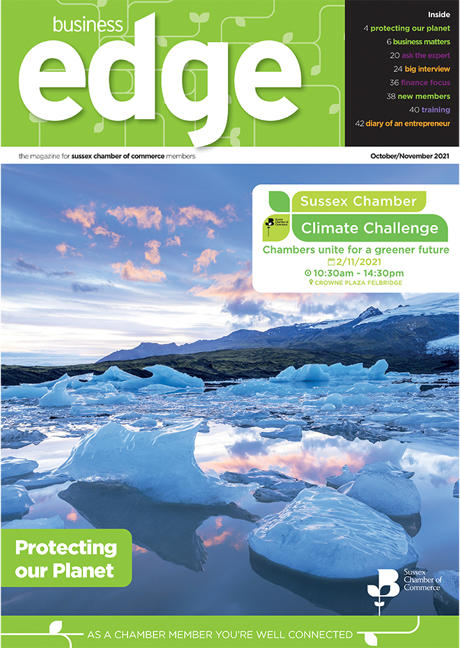Business Edge - Protecting Our Planet