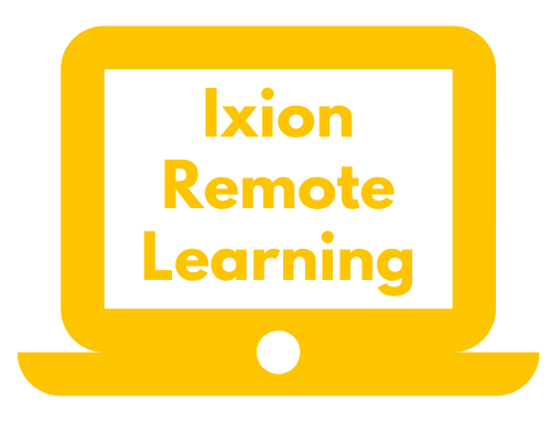 ixion_remoate_learning_logo__yellow_500